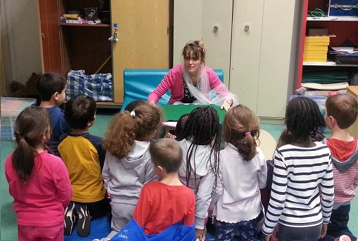 Ateliers pour enfants