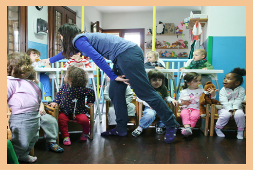 L'éveil aux langues dans les structures de la Petite Enfance