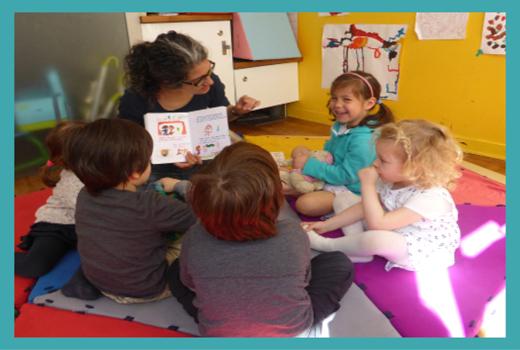 Ateliers bilingues enfants