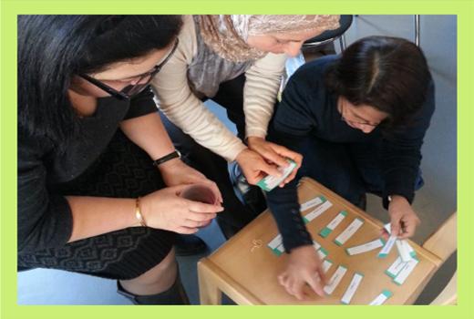 Plurilinguisme et apprentissage du français chez les adultes migrants