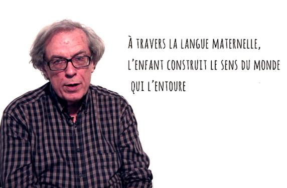 Importance développement langue maternelle