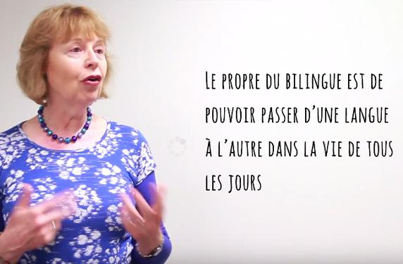 Etre bilingue