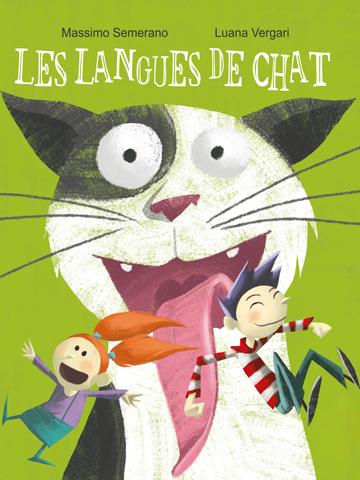 Les Langues de Chat, album jeunesse DULALA