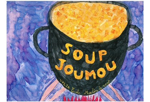 Prix coup de coeur : Soup Joumou