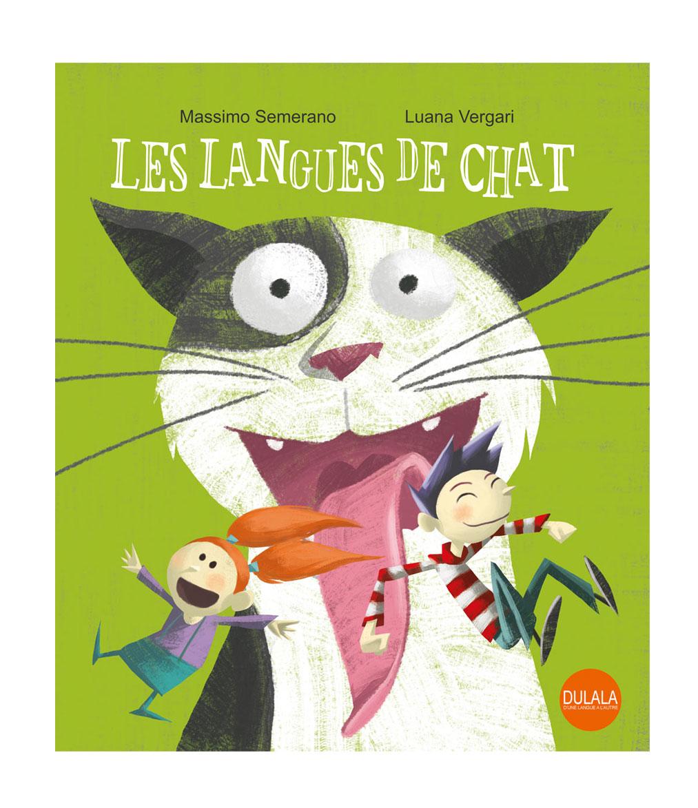 les langues de chat