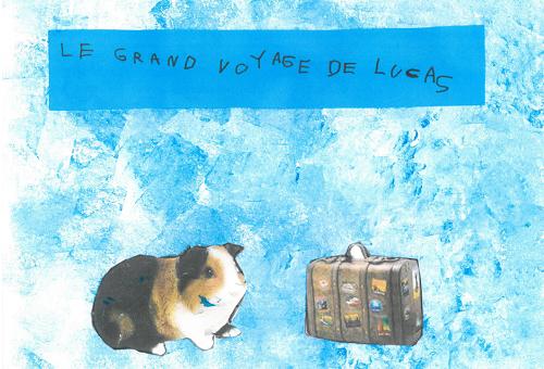 Le grand voyage de Lucas