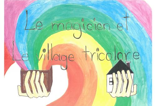 Le magicien et le village tricolore