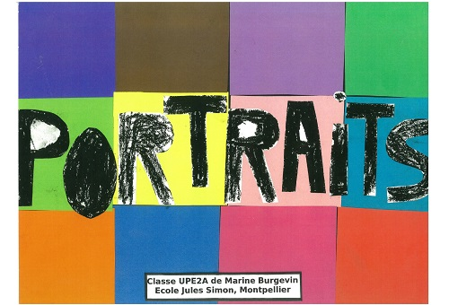 Prix tranche d'âge 6-10 ans : Portraits