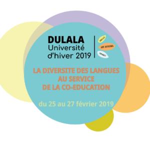 Université d'hiver 2019 – « La diversité des langues au service de la co-éducation »