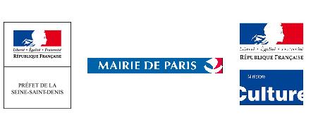 Logos Pref93 Paris Culture