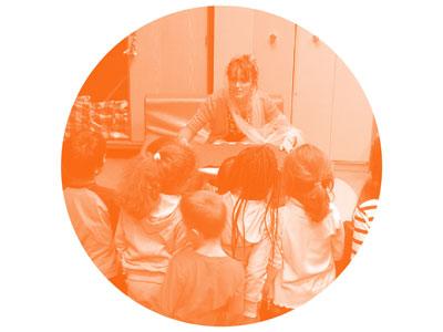 Des ateliers bilingues