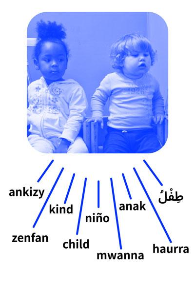 Eveil aux langues pour les tout-petits (0-3 ans)
