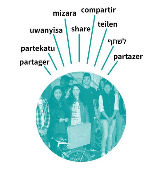 Ateliers d'éveil aux langues pour adolescents