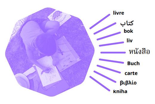 Des histoires et des langues : comment faire vivre un fonds multilingue ?
