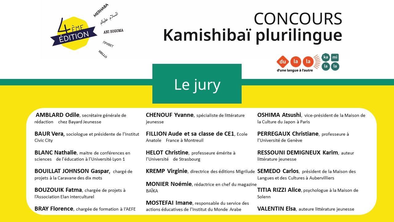 Jury 2018 2019