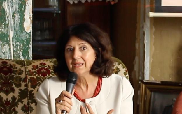 Sylviane Giampino - présidente du Conseil de l'enfance et de l'adolescence du HCFEA