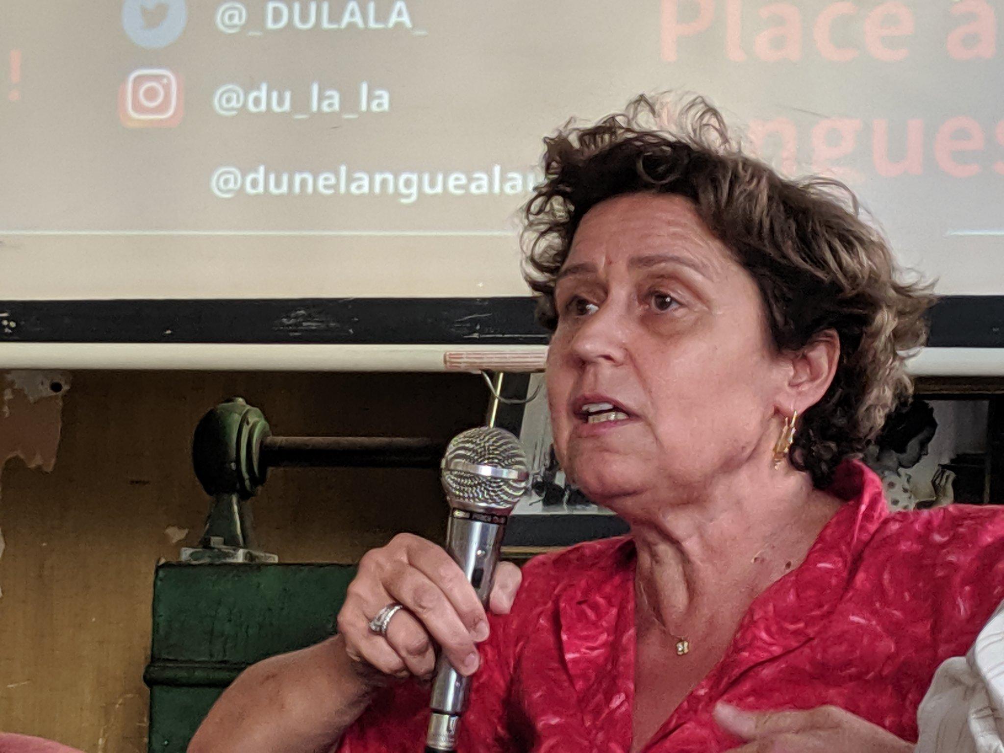 Marie Rose Moro - professeure de psychiatrie à Paris Descartes et directrice de la Maison de Solenn