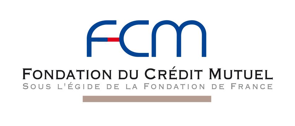 Logo Fondation Crédit Mutuel